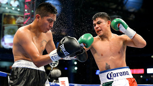 Joseph Diaz Jr.-Jorge Lara added as co-feature to Canelo Alvarez-Gennady Golovkin undercard