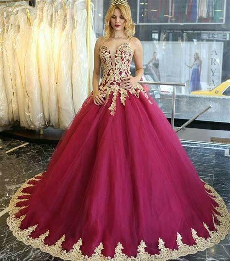 Burgundy Quinceanera Dresses,vintage Style,elegant Prom