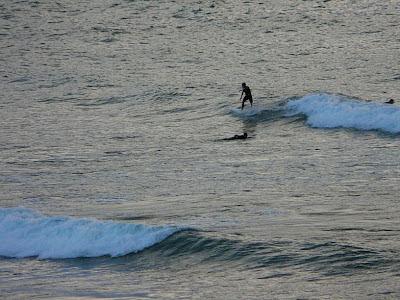 Sesión de surf del 19 de Julio del 2008 - Sopelana