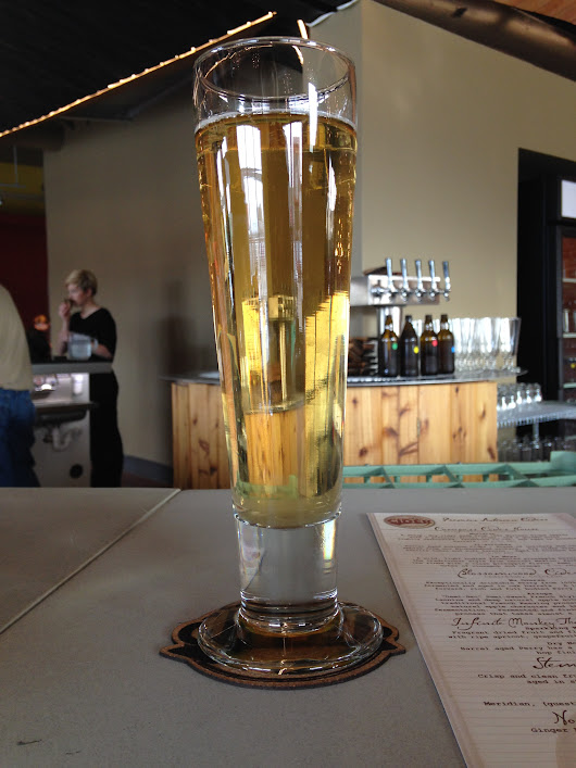 Compass Cider House Soft Opening - The Cider Sage Blog