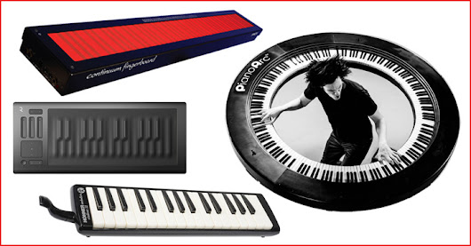 Unusual Keyboard Instruments That Can Inspire New Music | Disc Makers Blog