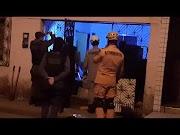 PM e corpo de bombeiros intervêm em denúncia de agressões contra idosa em Pedreiras