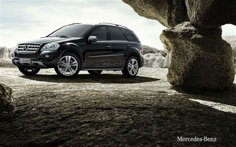 mercedes ml  car specifications  wallpapers