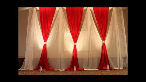 "Aga Wedding and Event Decor ""Modern Backdrops""   YouTube"