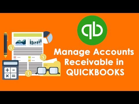 A Perfect Guide to Manage Account Receivable in QuickBooks