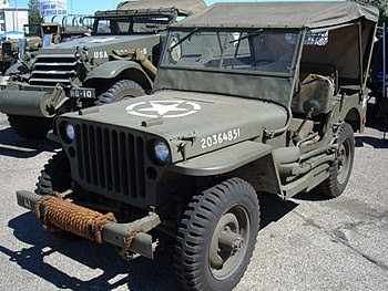 "The Willys MB ""Jeep"""
