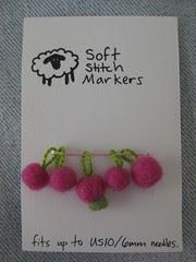 Soft Stitch Markers
