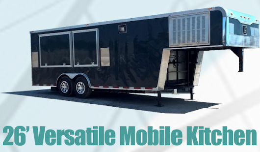 California Mobile Kitchens announced new, better mobile kitchen -