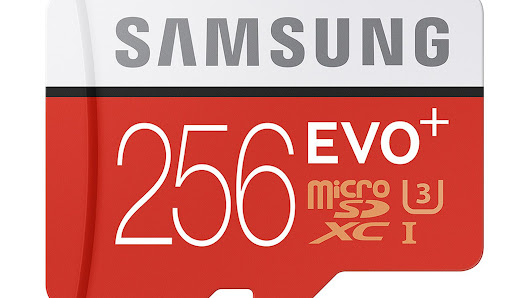 Samsung announces a massive 256GB microSD card