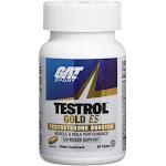 GAT Testosterone Booster, Testrol Gold ES, Tablets - 60 tablets