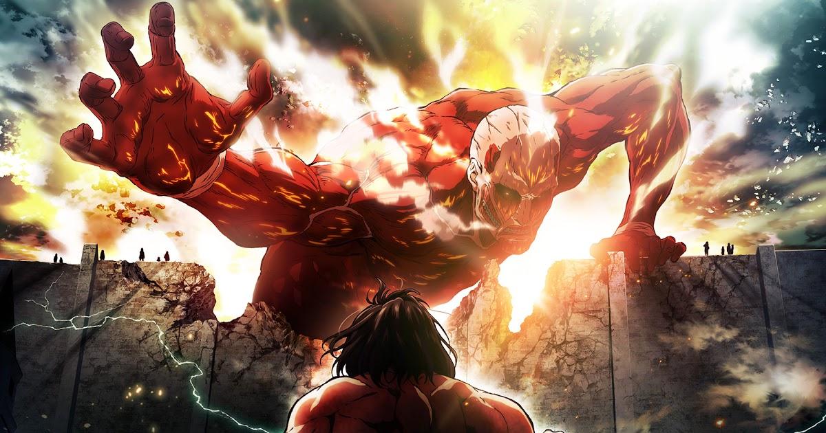 Attack on Titan Season 2 English Dubbed Download [Shingeki ...