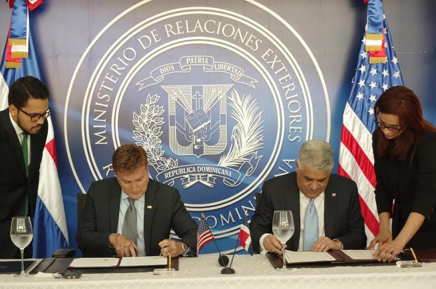 RD y EE.UU. ponen en vigencia nuevo tratado de extradición de ciudadanos