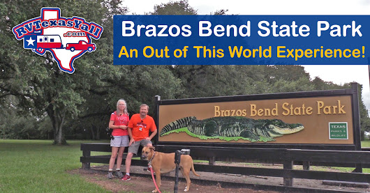 Brazos Bend State Park Visitor Guide - Park Review