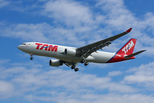 Airbus A330-200 TAM Linhas Aereas - IMGP4270
