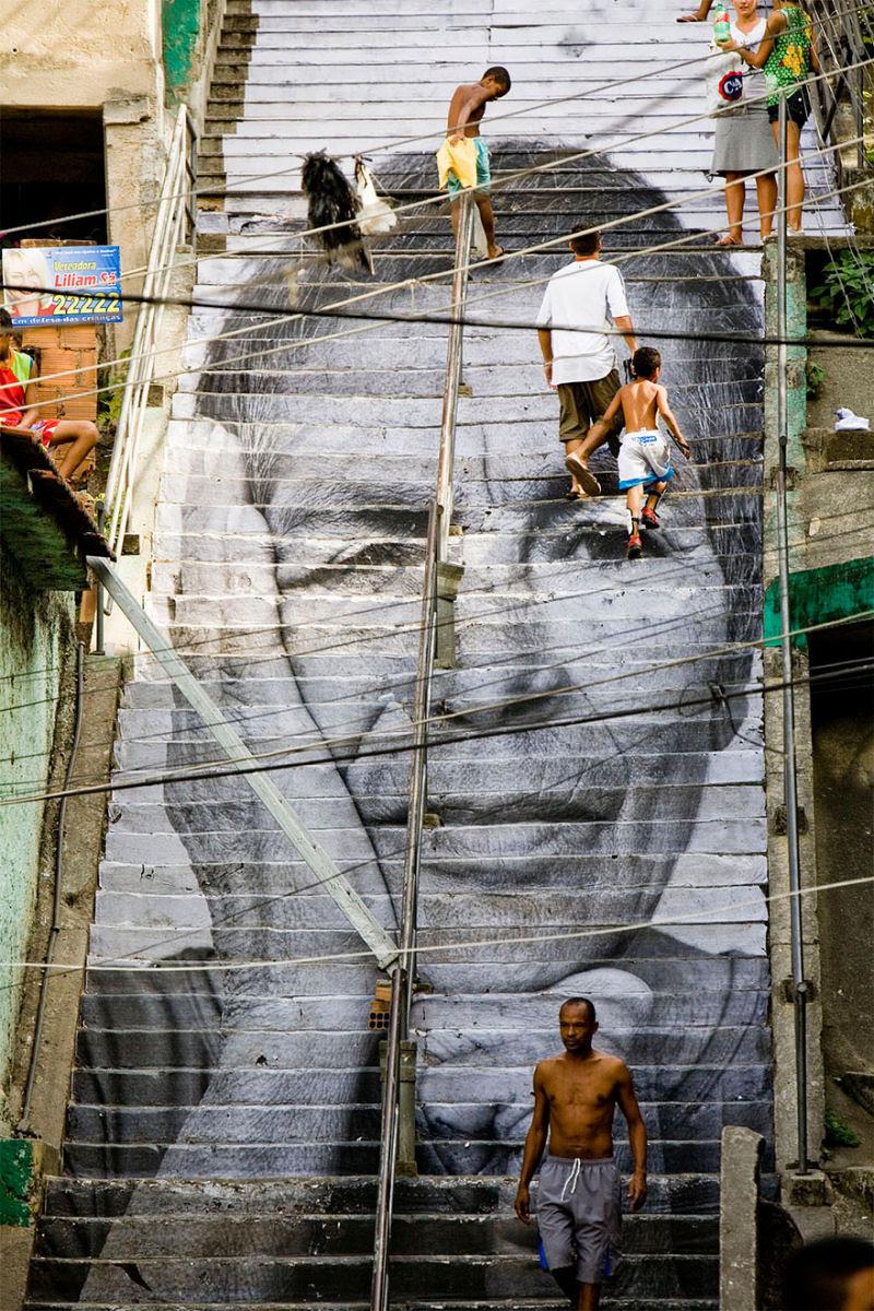 17 escadarias com as mais belas decorações urbanas do mundo 09