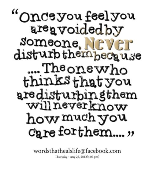 Quotes Not Knowing Someone Feels You