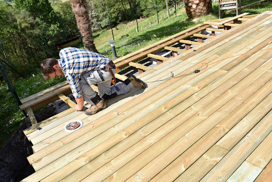 Six design tips for a termite smart deck