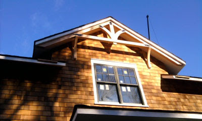 Timber Frame Houses Have a Long History - Post & Beam Homes Inc