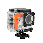 ExploreOne 1080p HD Wi-Fi Enabled Action Camera