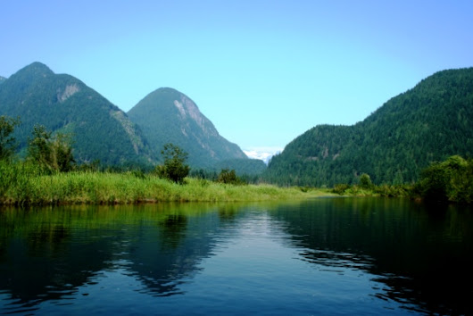 Widgeon Creek, British Columbia
