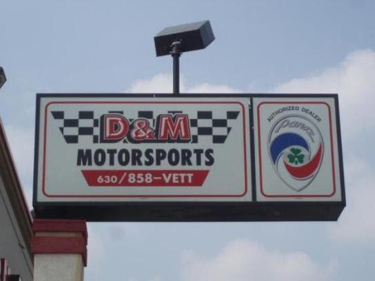 D & M Motorsports : Glen Ellyn, IL 60137 Car Dealership ...