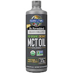 Garden of Life - Dr. Formulated 100% Organic Coconut MCT Oil for Brain Health - Unflavored (32 Servings) - Brain & Memory Support