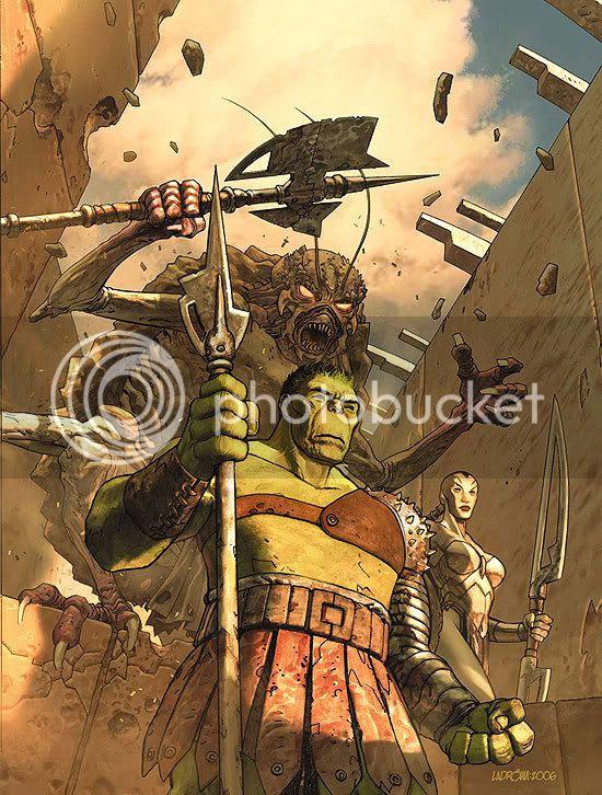 Incredible Hulk #100