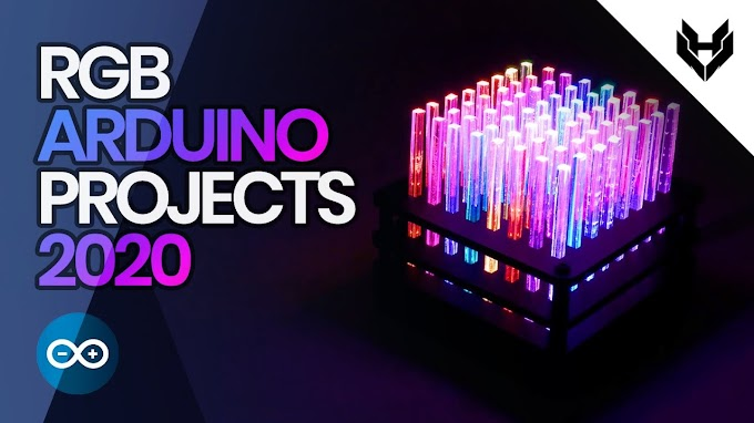 EASY RGB ARDUINO PROJECTS 2019 | Cool RGB Showcase Projects
