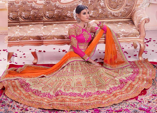 Important parameters to choose best lehnga that suits your Body & Complexion
