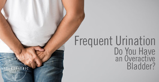 Frequent Urination: Do You Have an Overactive Bladder? - Naturopathy For Modern Living