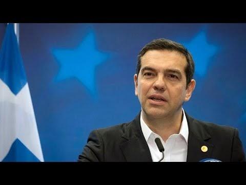 Αλ.Τσίπρας: Η Ελλάδα ηγέτιδα δύναμη της ΕΕ στα Βαλκάνια (vid)