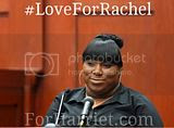 To Rachel Jeantel: I'm Proud of You