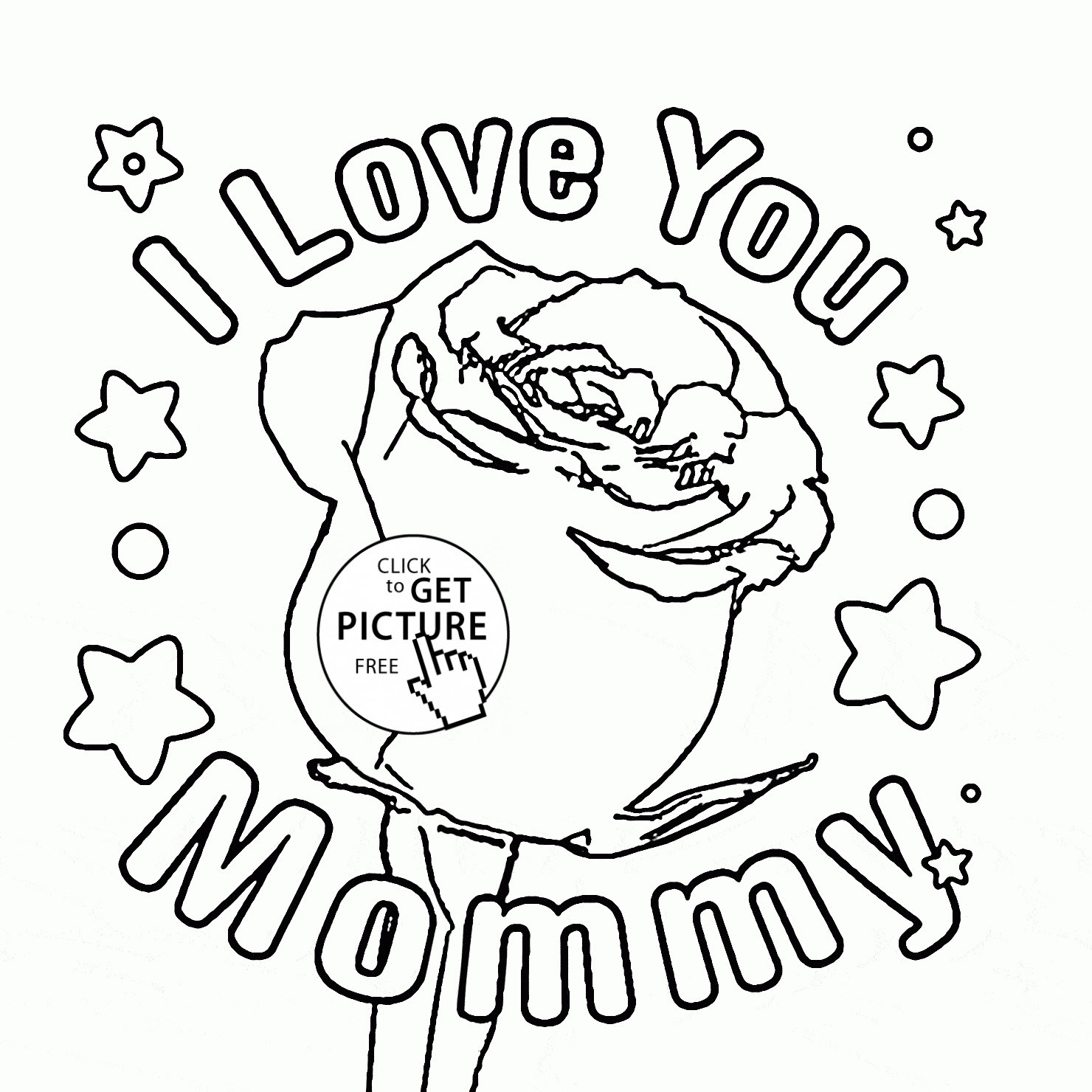 Mothers Day Coloring Pages Grandma at GetColorings.com ...