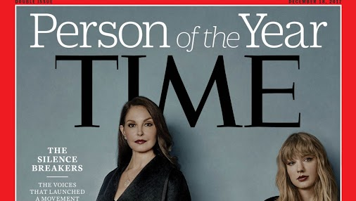 """Who are the 'silence #breakers' featured as '+TIME' Person of the Year?"" via +USA TODAY ~ ""The #Silence..."