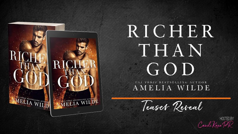Teaser Reveal: Richer Than God by Amelia Wilde