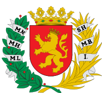 Coat of arms of Zaragoza