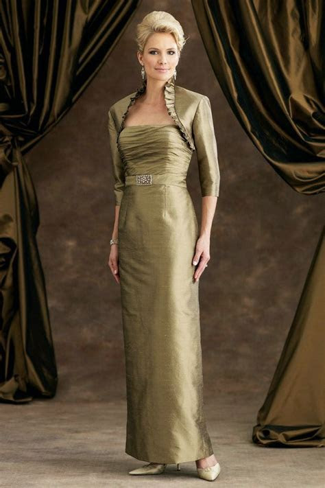 mother of the groom dresses for winter   Pleats Mother of
