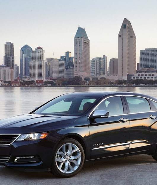 The Full-Sized Sedan Is an Endangered Species