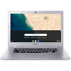Acer 315 CB315-2HT-47WG 15.6″ Chromebook - A4 -9120C 1.6 GHz - 4 GB RAM - 32 GB SSD - Pure Silver