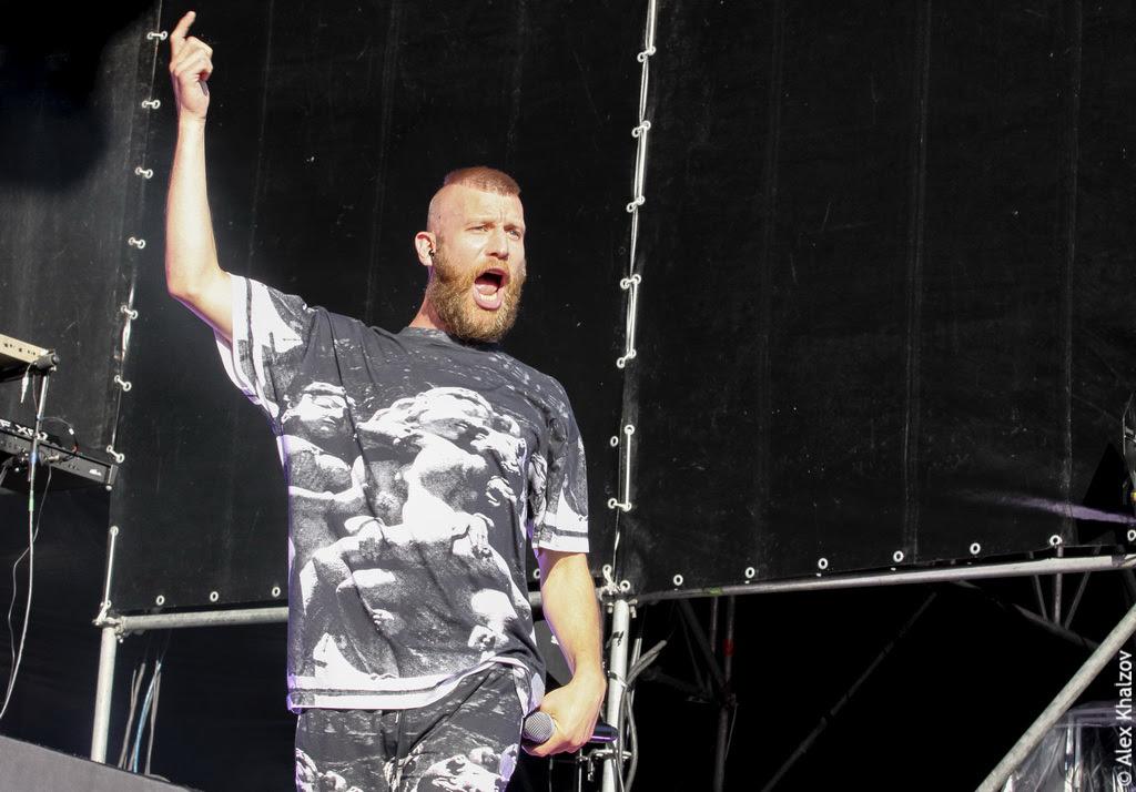 Ivan Dorn на фестивале Ласточка