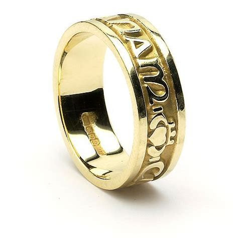 The Claddagh is one of the most important Irish symbols