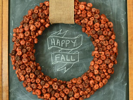 Our Favorite Fall Decorating Ideas