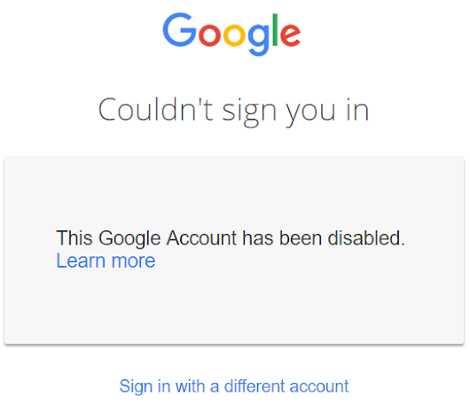 DansDeals.com » PSA: Don't Mess With The Google!