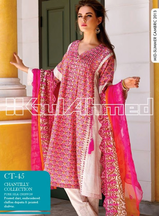 Mid-Summer-Cambric-Collection-2013-Gul-Ahmed-Printed-Embroidered-Fashionable-Dress-for-Girls-Women-17