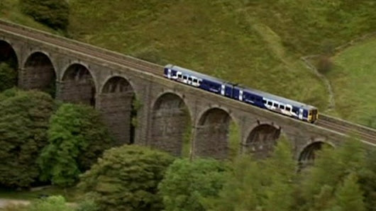 How an iconic British railway line was saved