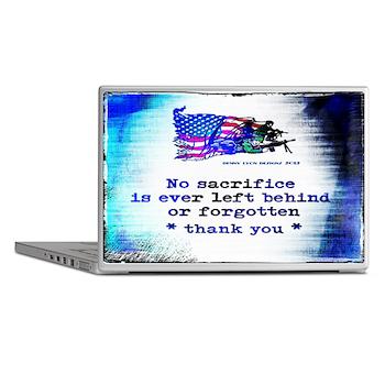 Military Sacrifice Laptop Skins