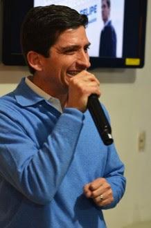 Felipe de Jesús Cantú Rodríguez. Foto Tomada de Facebook