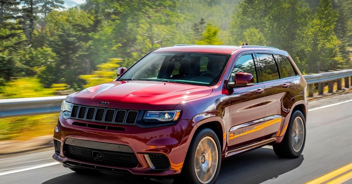 2021 Jeep Grand Cherokee Limited X - Specs, Interior