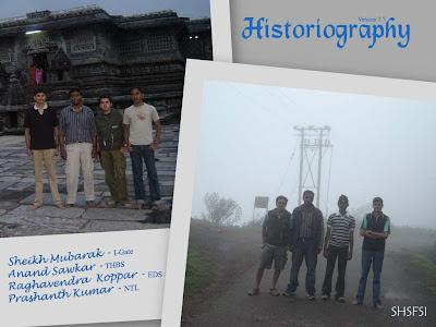 STAY HUNGRY STAY FOOLISH STAY INNOVATIVE: Shravanabelagola , Halebeedu-Belur and Chikkamangaluru