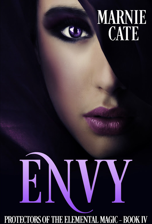 New Release: ENVY by Marnie Cate